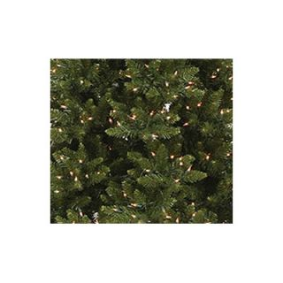Vickerman Co. Camdon Fir 7.5 Green Artificial Christmas Tree with 700
