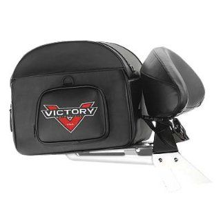 Polaris Victory Passenger Rack Bag 2879367 Automotive