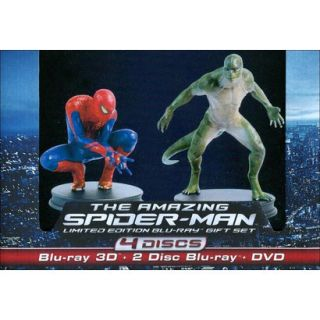 The Amazing Spider Man Gift Set (4 Discs) (With