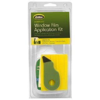 Gila RTK500 Window Film Application Tool Kit, Complete   Window Dressing Hardware