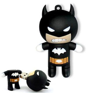 8GB Novelty Cute Cartoon Batman USB Flash Pen Drive Memory Stick Gift UK [PC] Computers & Accessories