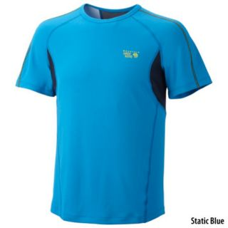 Mountain Hardwear Mens Elmoro Short Sleeve Tee 613713