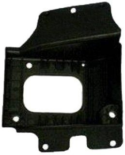 OE Replacement Ford F 150/Lincoln Mark LT Passenger Side Fog Light Housing (Partslink Number FO2601100) Automotive