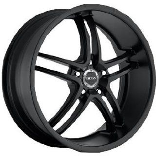 Boss 340 20 Black Wheel / Rim 5x4.5 with a 14mm Offset and a 82.80 Hub Bore. Partnumber 34082812 Automotive
