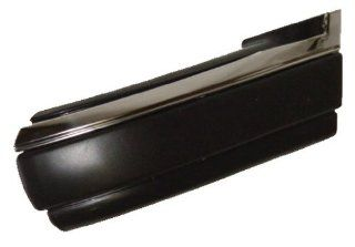 OE Replacement Chevrolet S10 Front Driver Side Bumper Extension Outer (Partslink Number GM1004142) Automotive