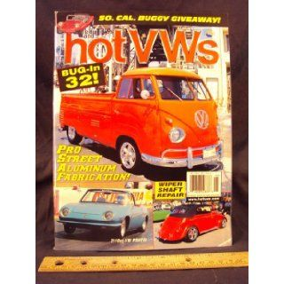 2005 05 AUG August DUNE BUGGIES and HOT VWs Magazine, Volume 38 Number # 8 Wright Publishing Company Books