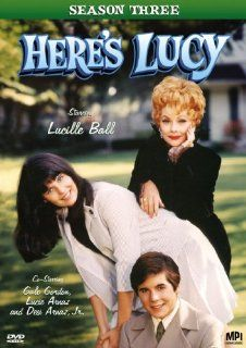 Here's Lucy Season 3 Lucille Ball, Desi Arnaz Jr., Lucie Arnaz, n/a Movies & TV