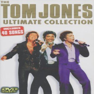 Tom Jones As Himself; Isaac Hayes As Himself; Gladys Knight   The Tom Jones Ultimate Collection   [DVD] Movies & TV