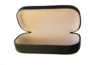 EXTRA LARGE BLACK HARD EYE SUNGLASSES CASE   (2 Styles), Smoothshell Clothing