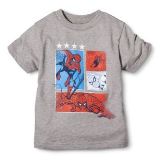 Spider Man Infant Toddler Boys Short Sleeve Tee