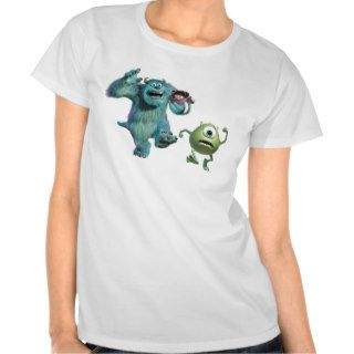 Sulley, Boo, and Mike Disney Tee Shirts