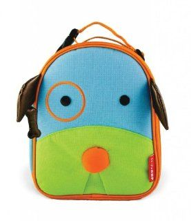Baby / Child Skip Hop Zoo Lunchies Soft Insulated Lunch Bags Keeps Food And Drink Cold For Little Kids   Dog Infant Baby