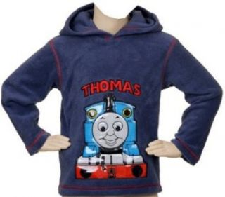 Thomas the Train Double Sided Fleece Hoodie   Toddler Sizes (4T) Clothing