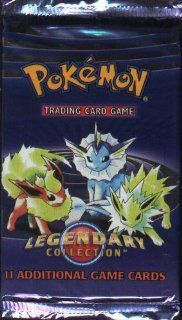 Pokemon Legendary Collections Trading Card Game Booster Pack Toys & Games