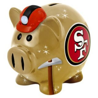 Optimum Fulfillment NFL San Francisco 49Ers Pigg