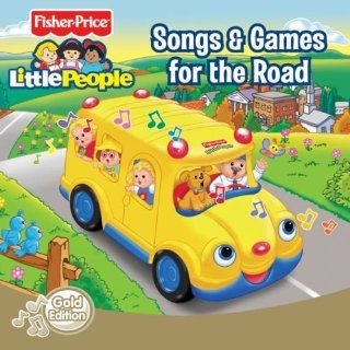 Fisher Price Little People Songs & Games for the Road Gold Edition Music