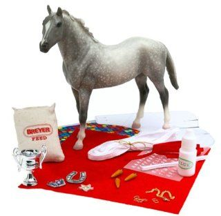 Breyer Horses Model Horse Play Set and Activity Kit Toys & Games