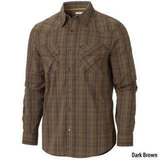 Marmot Mens Half Dome Long Sleeve Shirt 452214