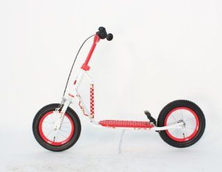 12 Zoll Disney Minnie Mouse Tret Roller Scooter Kinder Kids Boys & Girls Cartoon Zeichentrick Design Spielzeug