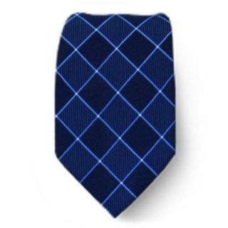 SJ 262   Navy   Silver   Mens Sean John Necktie at  Men�s Clothing store