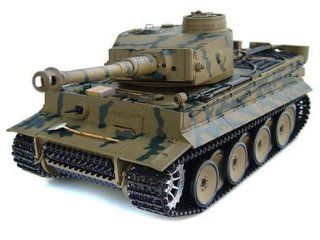 Airsoft RC German Tiger I Electric Tank Toys & Games
