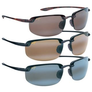 Maui Jim Hookipa Sunglasses   Gloss Black Frame with HCL Bronze Lens 732232