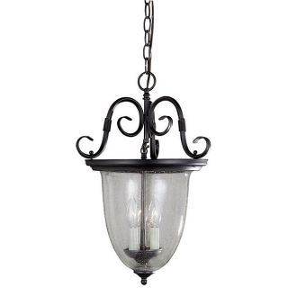World Imports Cardiff Collection 3 light Hanging Pendant
