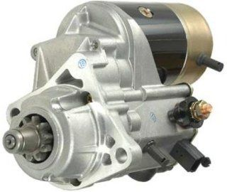 NEW 12V 10T CW STARTER MOTOR JOHN DEERE ENGINE 4039 4045 228000 0840 228000 0841 Automotive