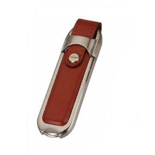 Brown Convenient to Carry High end Business Metal Steel 8gb USB 2.0 Flash Memory Pen Stick Drive Computers & Accessories