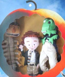 James and the Giant Peach PLUSH BOX SET Toys & Games
