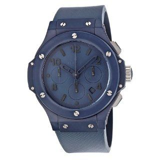 Hublot Big Bang Blue Ceramic on Rubber Men's Luxury Watch 301 EI 5190 RB Hublot Watches