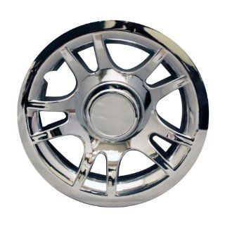 Pro Fit PF11074 Split Spoke Chrome Wheel Cover, 8 Inch  Patio, Lawn & Garden