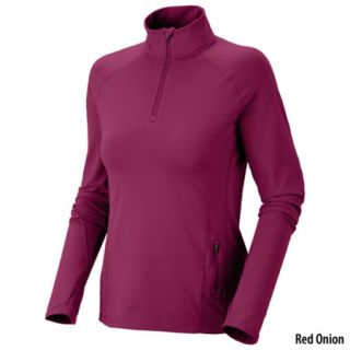 Mountain Hardwear Womens Butter Zippity 1/4 Zip Pullover 445795