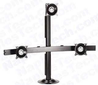 "KT321 LCD Monitor Mount / Stand For Mounting 3 LCD Monitors up to 30"" Electronics"