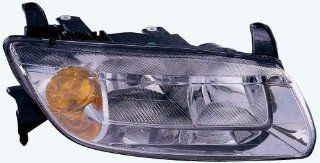 Depo 335 1110R AS Saturn L Series Passenger Side Replacement Headlight Assembly Automotive