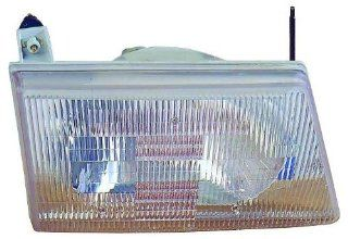 Depo 331 1124R AC Ford Econoline Passenger Side Replacement Headlight Assembly Automotive
