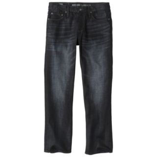 Mossimo Supply Co. Mens Straight Fit Jeans