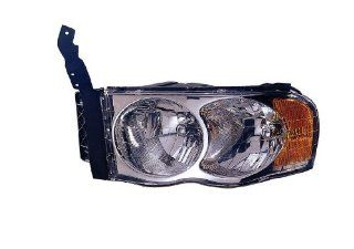 Depo 334 1108L AS Dodge Ram Driver Side Replacement Headlight Assembly Automotive