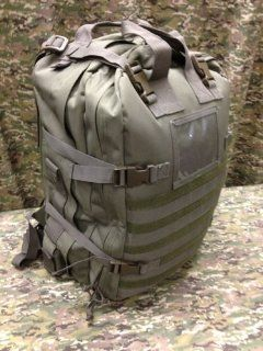 Fully Stocked Stomp Medical First Aid Kit Back Pack   OD Green Health & Personal Care