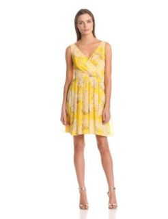 Trina Turk Women's Winston Dress, Multi, 0