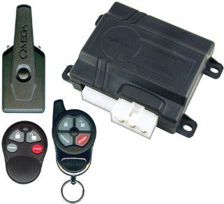 OMEGA RS351EDP Omega Keyless Entry & Remote Start *Purple Box*  Vehicle Electronics