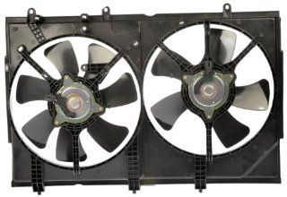 Dorman 620 365 Dual Fan Assembly for Mitsubishi Outlander Automotive