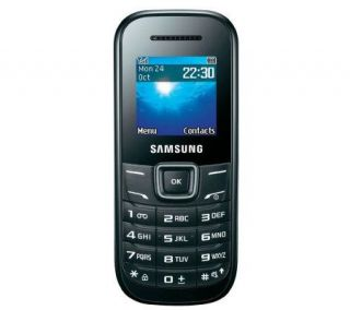 Samsung Keystone 2 E1205L GSM Unlocked Cell Phone —