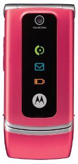 Motorola W375 Unlocked Cell Phone with Camera, FM Radio  International Version with Warranty (Pink) Cell Phones & Accessories