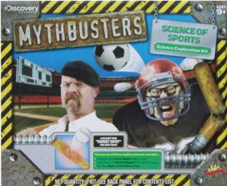 POOF Slinky 0SEA2124 Scientific Explorer MythBusters Science of Sports Toys & Games
