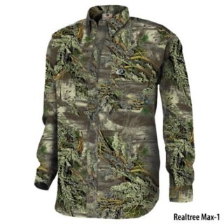 Russell Outdoors Mens Explorer Long Sleeve Shirt 403260
