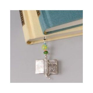 Book Thong�   Dream Big Book   Blue/Silver  Bookmarks