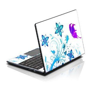 Flutter Design Protective Decal Skin Sticker (High Gloss Coating) for Acer AC700 Chromebook Netbook Laptop Computers & Accessories