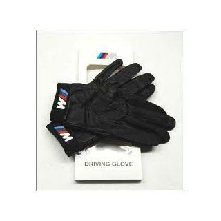 Genuine BMW M Driving Gloves   Size Extra Large Automotive