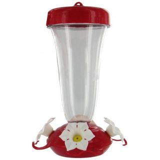 Perky Pet 121TF 16 Oz. Garden Song Primrose Hummingbird Feeder Patio & Outdoor Decor